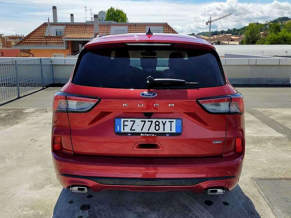 Ford Kuga 2.5 Plug In Hybrid 225 CV CVT 2WD ST-Line X a 35.800€ - immagine 13