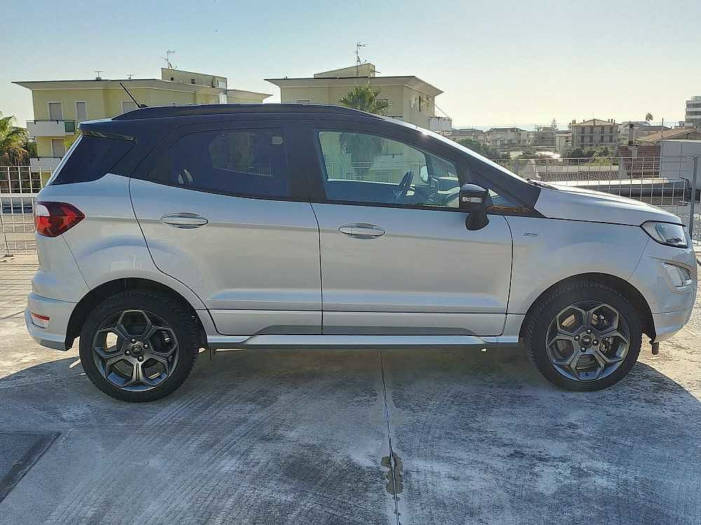 Ford Ecosport 1.0 EcoBoost 125 CV Start&Stop ST-Line a 16.900€ - immagine 12