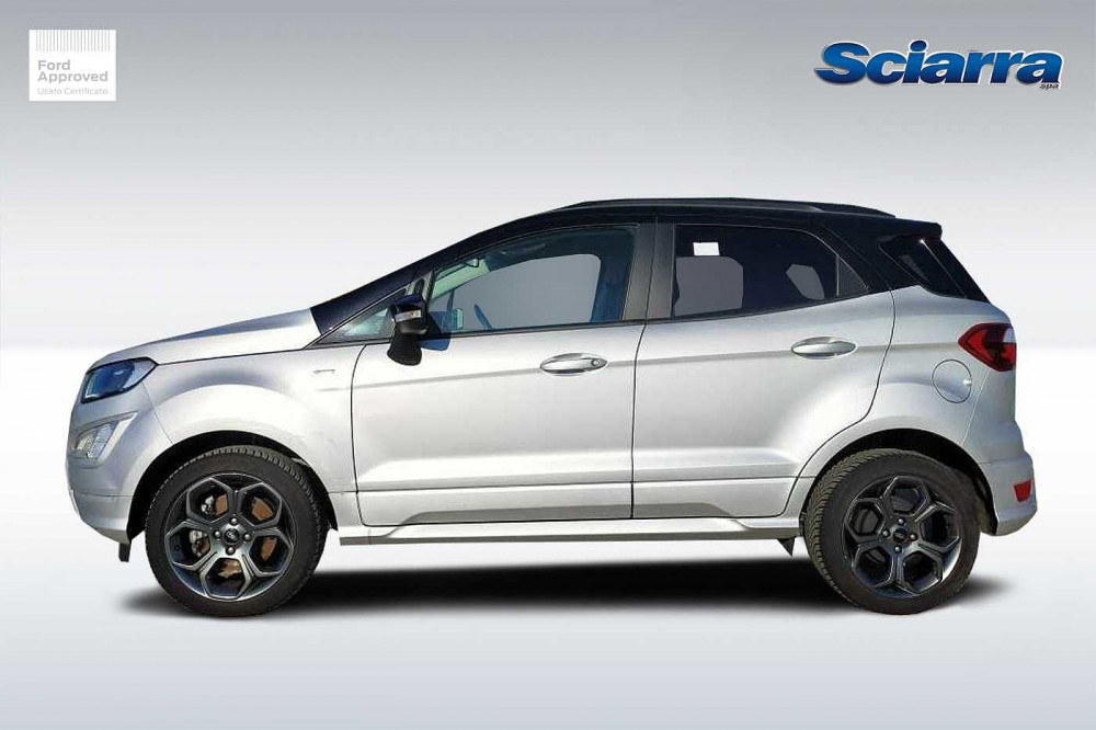 Ford Ecosport 1.0 EcoBoost 125 CV Start&Stop ST-Line a 16.900€ - immagine 3
