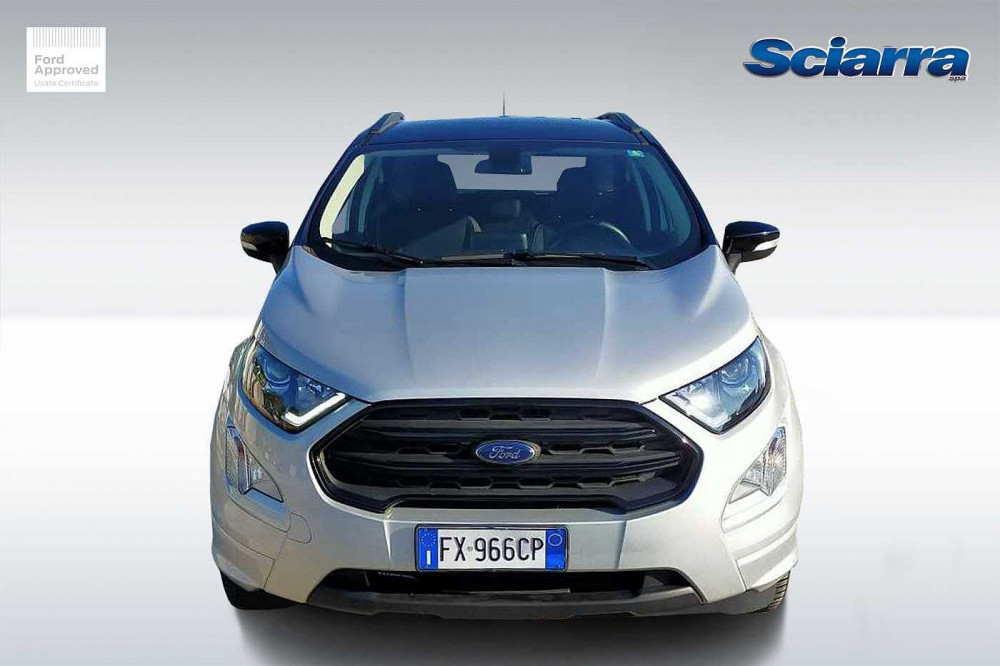 Ford Ecosport 1.0 EcoBoost 125 CV Start&Stop ST-Line a 16.900€ - immagine 4