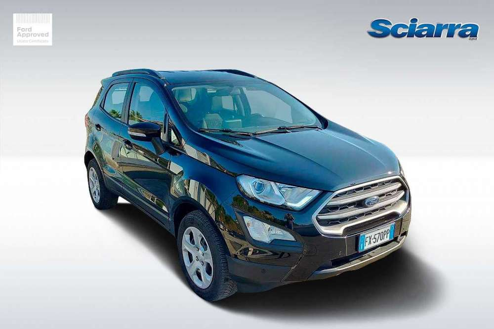 Ford Ecosport 1.5 TDCi 125 CV Start&Stop AWD Business a 17.900€ - immagine 1