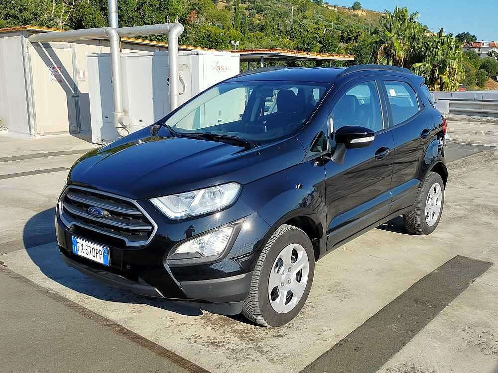 Ford Ecosport 1.5 TDCi 125 CV Start&Stop AWD Business a 17.900€ - immagine 10