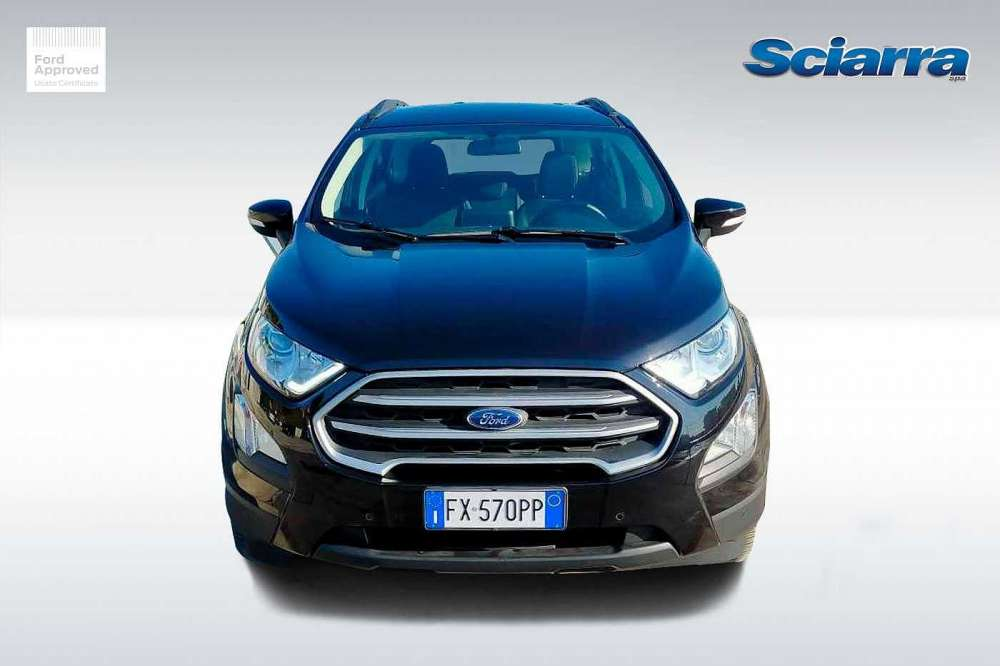 Ford Ecosport 1.5 TDCi 125 CV Start&Stop AWD Business a 17.900€ - immagine 4
