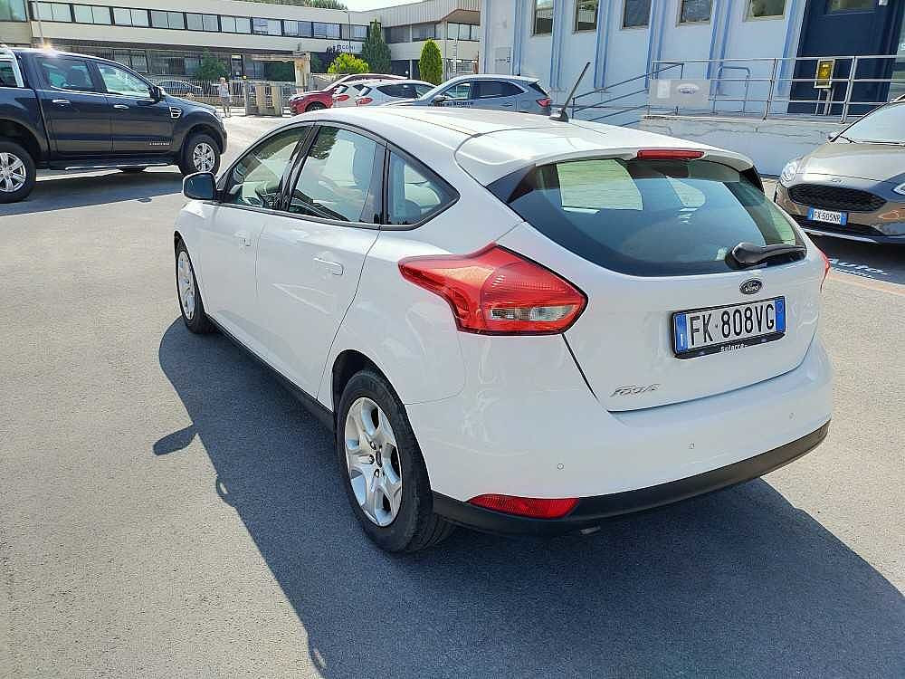 Ford Focus 1.5 TDCi 120 CV Start&Stop Plus a 13.300€ - immagine 10