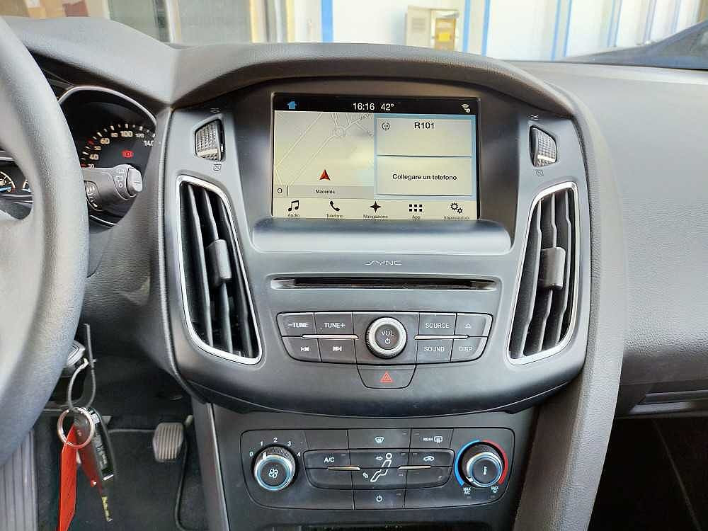 Ford Focus 1.5 TDCi 120 CV Start&Stop Plus a 13.300€ - immagine 7