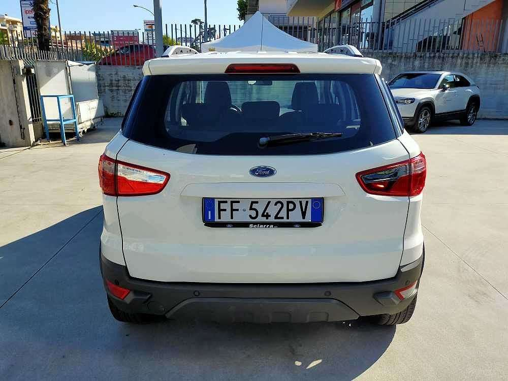 Ford Ecosport 1.5 TDCi 95 CV Plus a 11.900€ - immagine 12