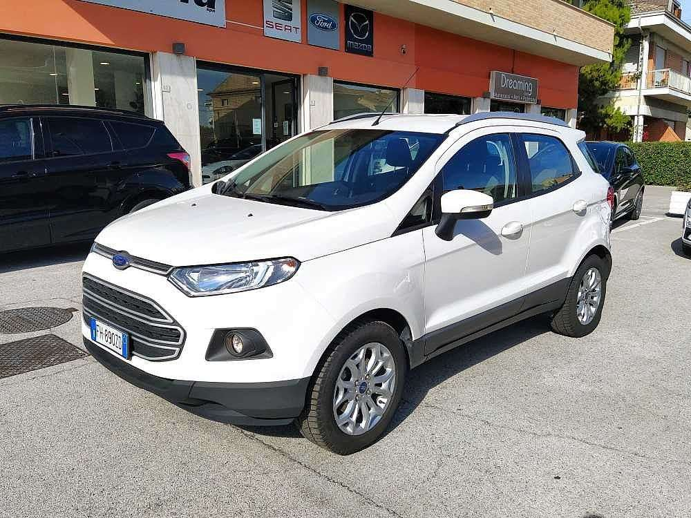 Ford Ecosport 1.5 TDCi 95 CV Plus a 13.300€ - immagine 11