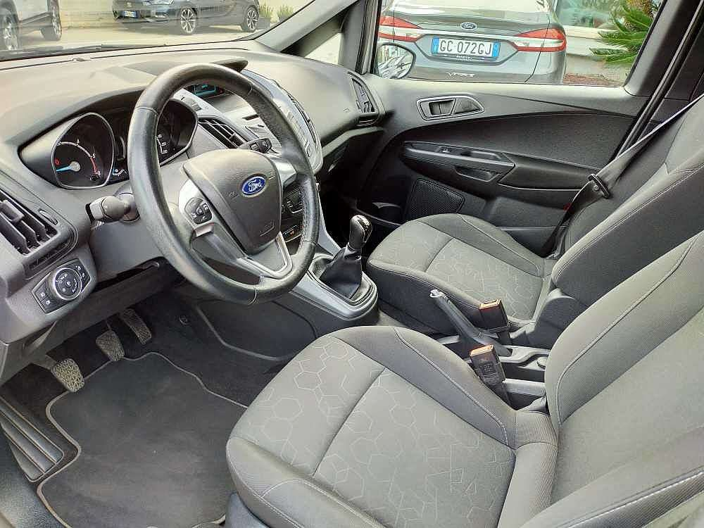 Ford B-Max 1.5 TDCi 75 CV Plus a 10.500€ - immagine 5