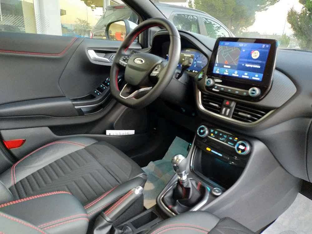 Ford Puma 1.0 EcoBoost Hybrid 155 CV S&S ST-Line X a 25.950€ - immagine 21