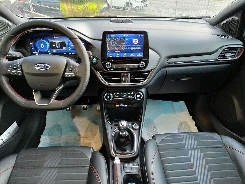 Ford Puma 1.0 EcoBoost Hybrid 155 CV S&S ST-Line X a 25.950€ - immagine 6