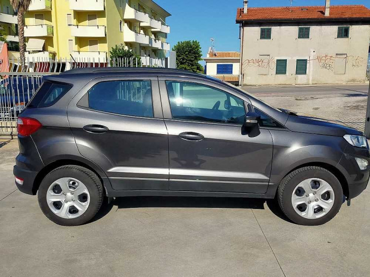 Ford Ecosport 1.0 EcoBoost 125 CV Start&Stop Business a 15.500€ - immagine 12