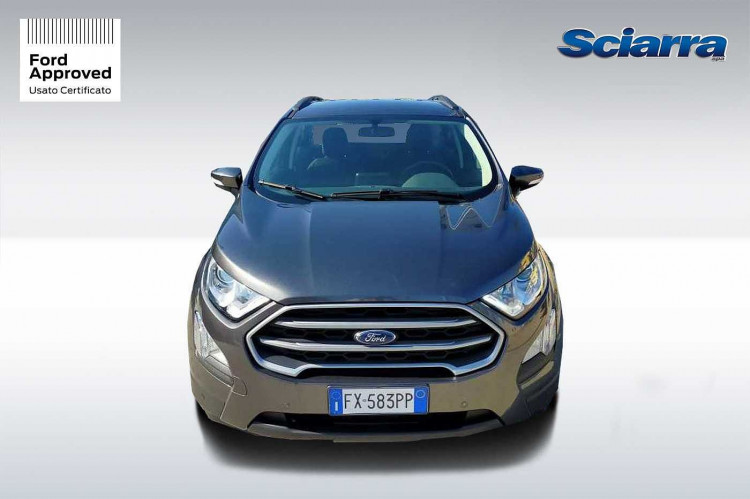 Ford Ecosport 1.0 EcoBoost 125 CV Start&Stop Business a 15.500€ - immagine 4