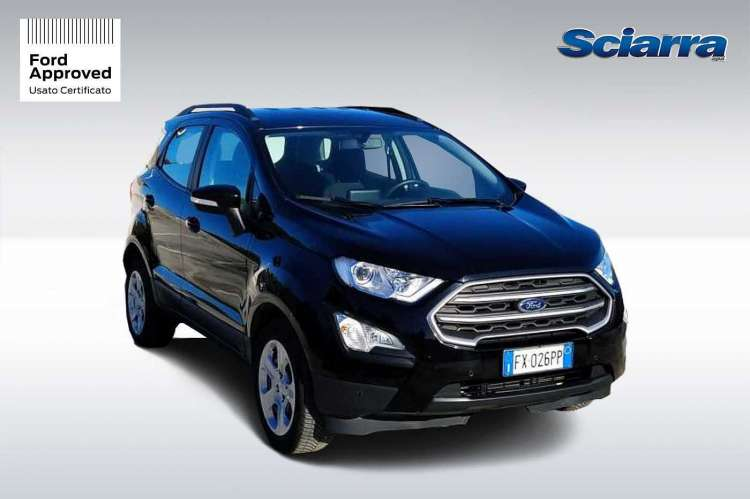 Ford Ecosport 1.0 EcoBoost 125 CV Start&Stop Business a 15.500€ - immagine 1