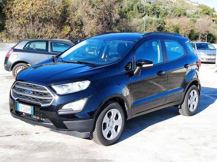 Ford Ecosport 1.0 EcoBoost 125 CV Start&Stop Business a 15.500€ - immagine 11
