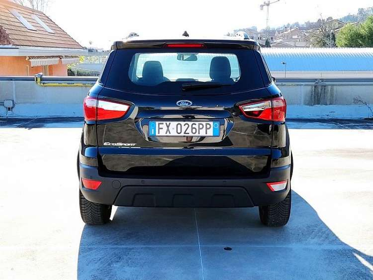 Ford Ecosport 1.0 EcoBoost 125 CV Start&Stop Business a 15.500€ - immagine 13