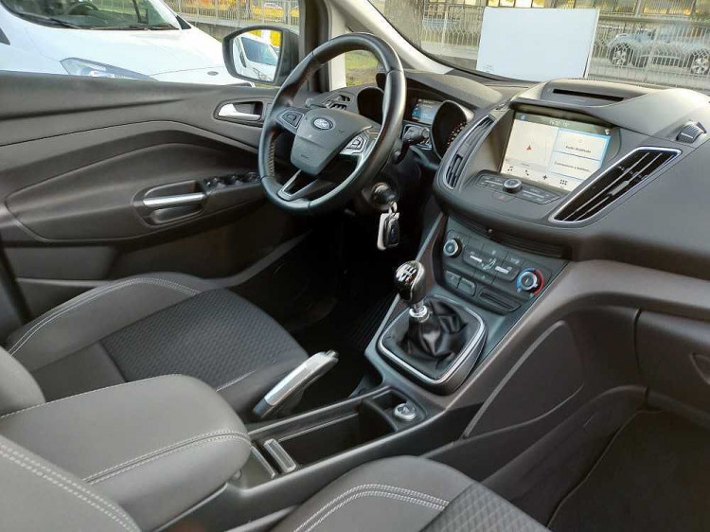 Ford C-Max 1.5 TDCi 95CV Start&Stop Plus a 12.000€ - immagine 20