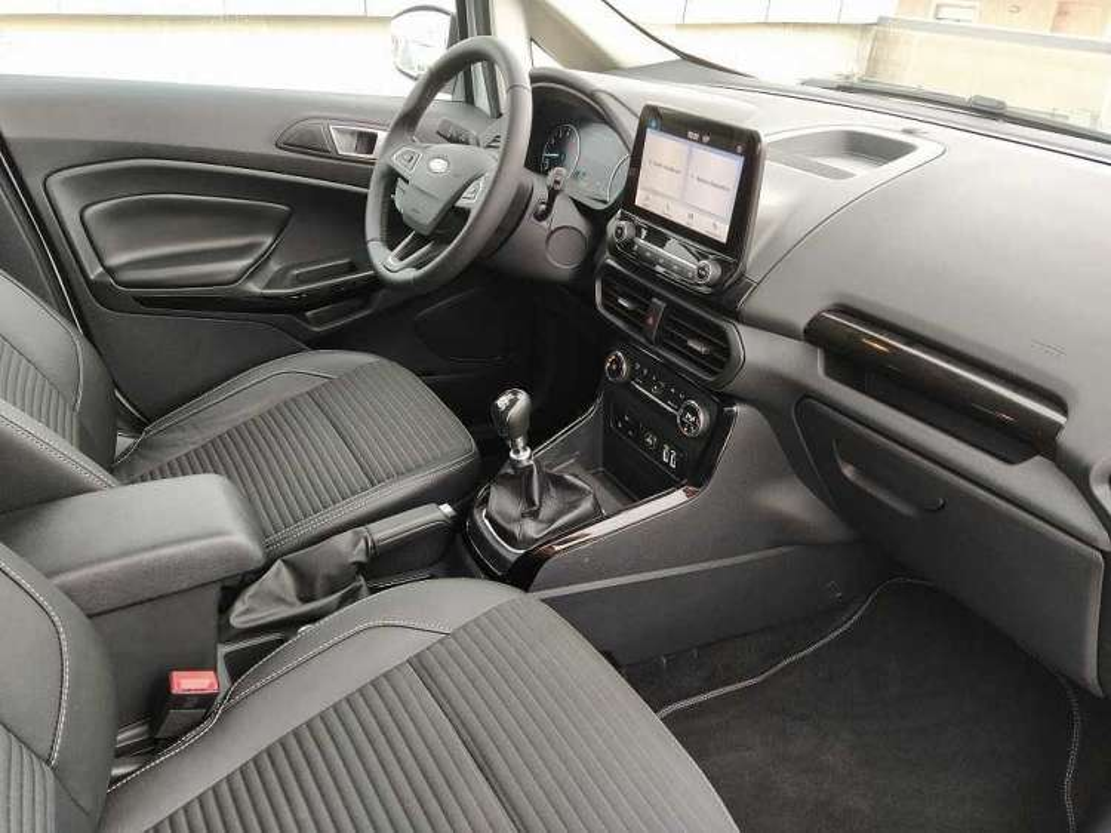 Ford Ecosport 1.0 EcoBoost GPL 100 CV Titanium a 17.500€ - immagine 19