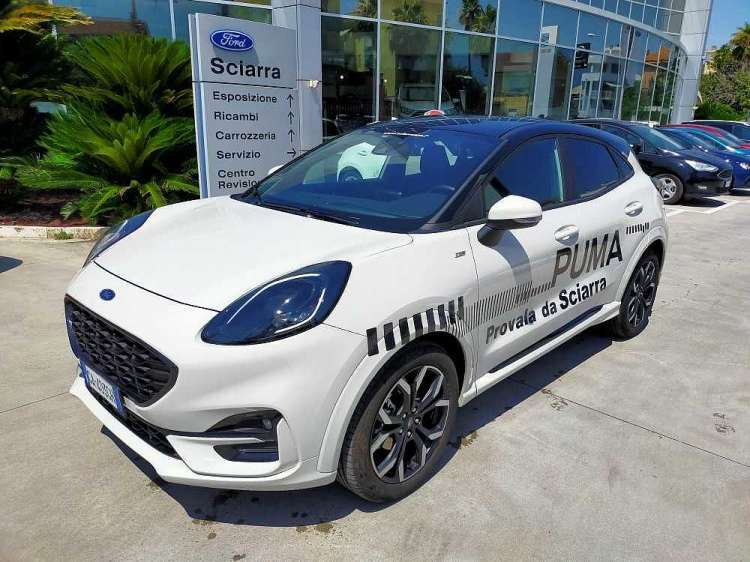 Ford Puma 1.0 EcoBoost 125 CV S&S ST-Line X a 19.900€ - immagine 11