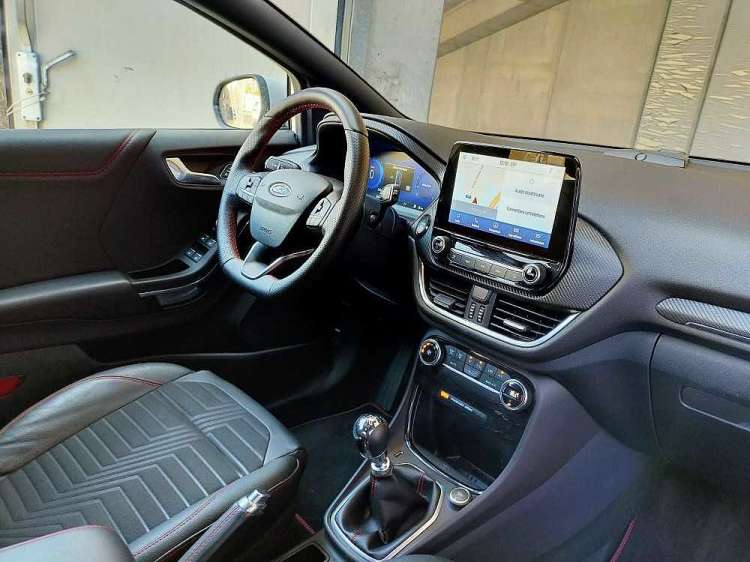 Ford Puma 1.0 EcoBoost 125 CV S&S ST-Line X a 19.900€ - immagine 19