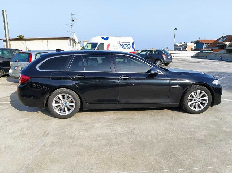 BMW Serie 5 Touring 520d Touring Business aut. a 14.800€ - immagine 12
