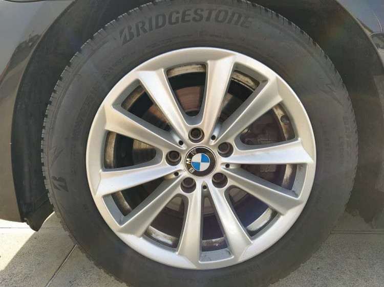 BMW Serie 5 Touring 520d Touring Business aut. a 14.800€ - immagine 15