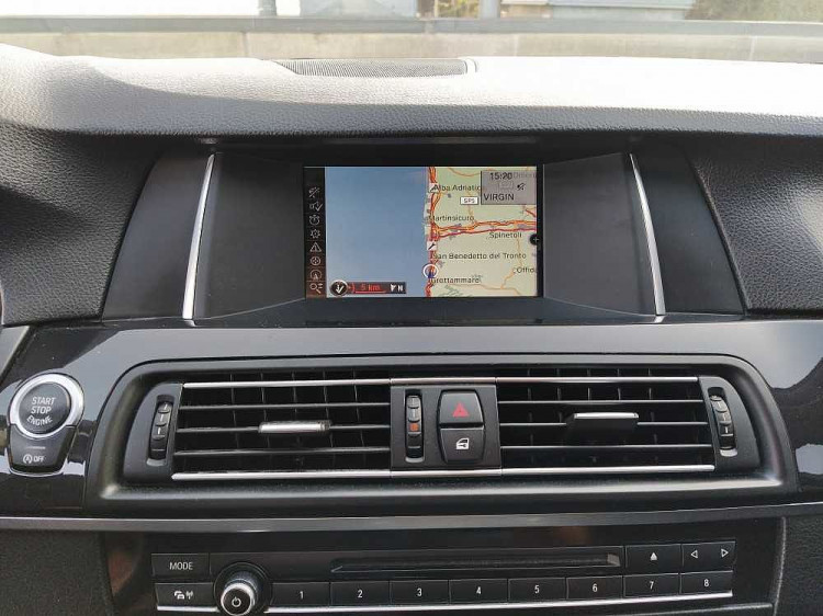 BMW Serie 5 Touring 520d Touring Business aut. a 14.800€ - immagine 7