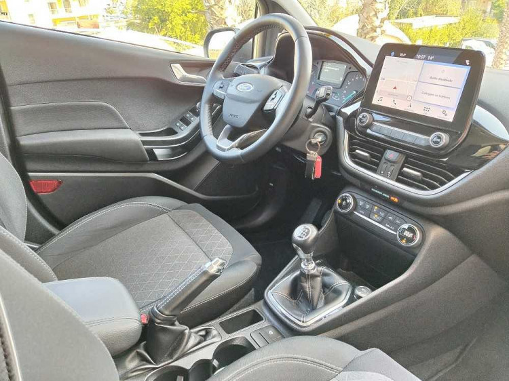 Ford Fiesta Active 1.5 TDCi a 13.800€ - immagine 12