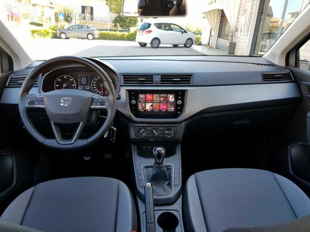 Seat Ibiza 1.6 TDI 80 CV 5 porte Business a 14.000€ - immagine 6