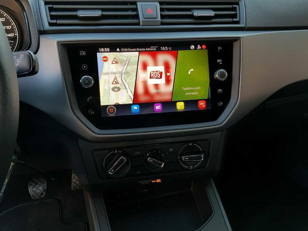 Seat Ibiza 1.0 TGI 5 porte Business a 16.500€ - immagine 7