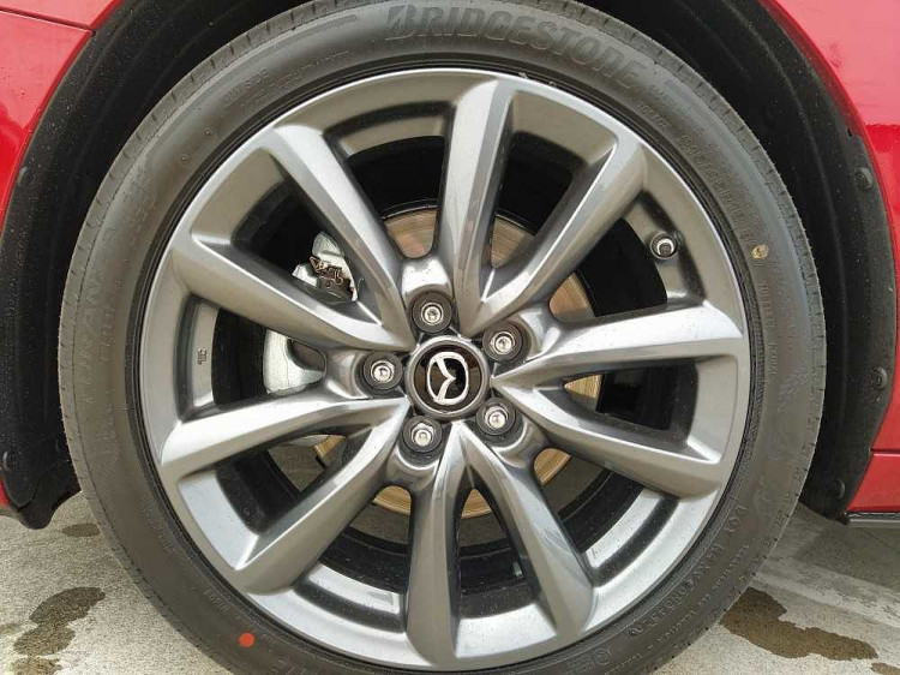 Mazda Mazda3 2.0L Skyactiv-X M-Hybrid Exclusive a 28.500€ - immagine 15