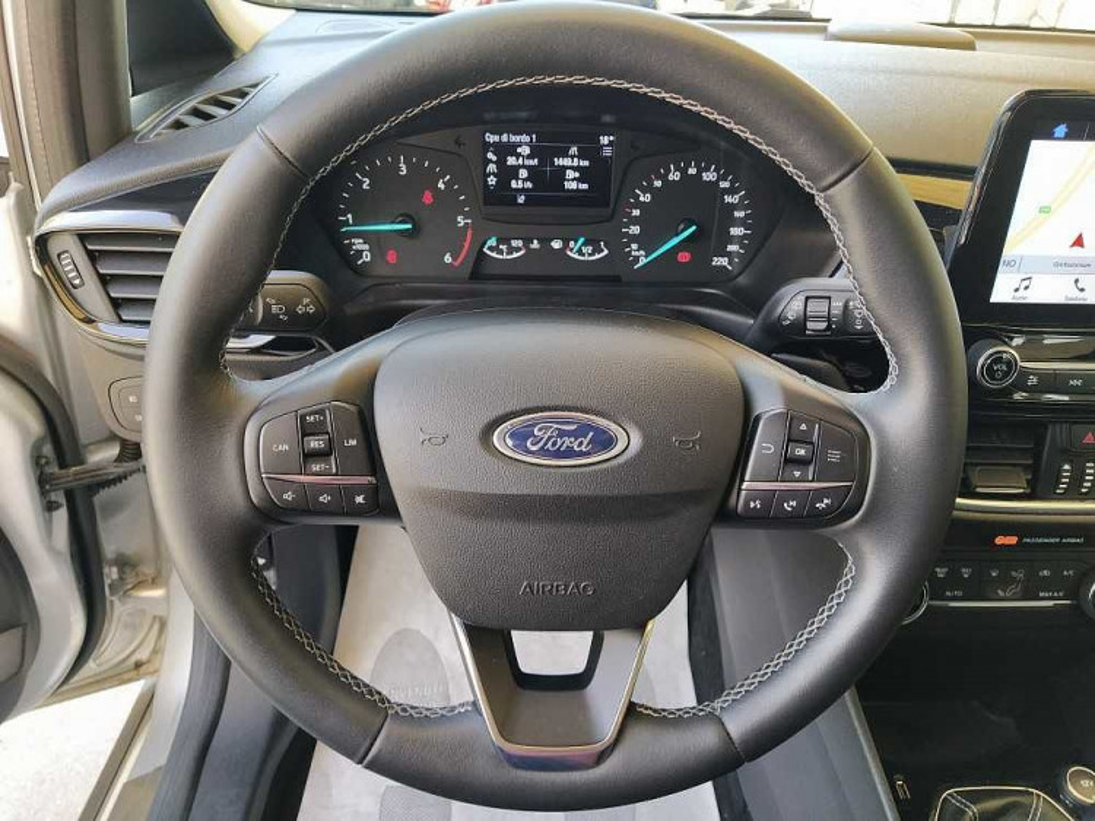 Ford Fiesta Active 1.5 TDCi a 13.900€ - immagine 15