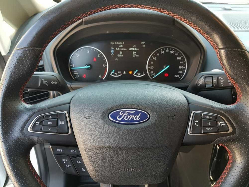 Ford Ecosport 1.5 TDCi 100 CV Start&Stop ST-Line a 16.500€ - immagine 15
