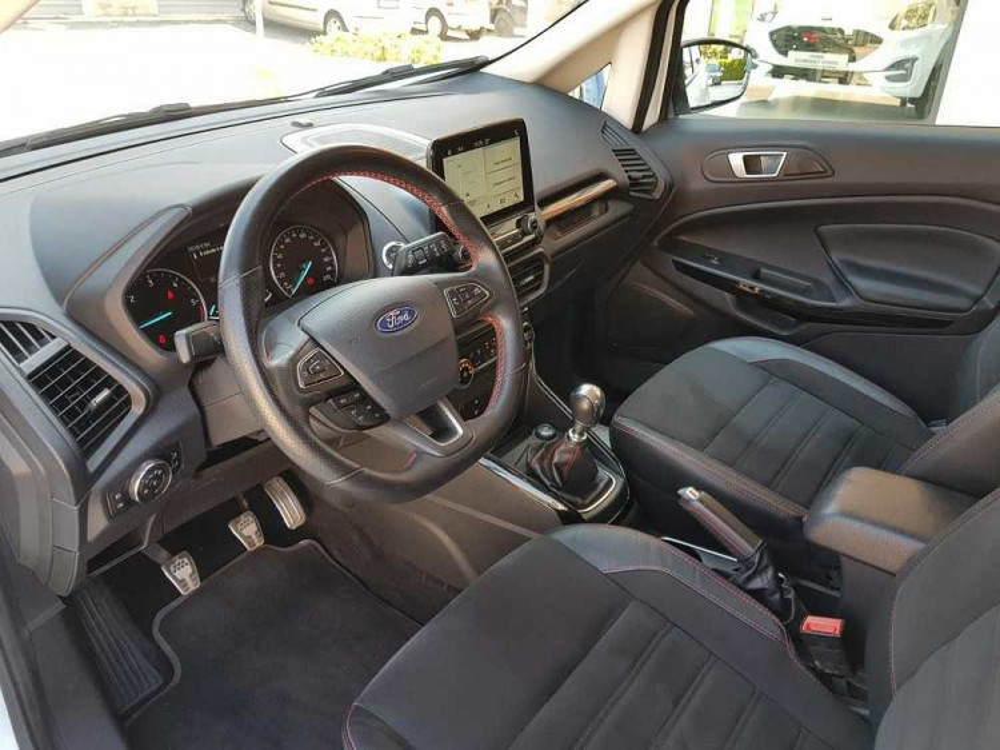 Ford Ecosport 1.5 TDCi 100 CV Start&Stop ST-Line a 16.500€ - immagine 20