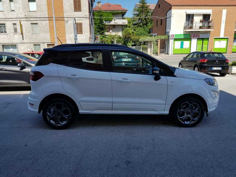 Ford Ecosport 1.5 TDCi 100 CV Start&Stop ST-Line a 16.500€ - immagine 22