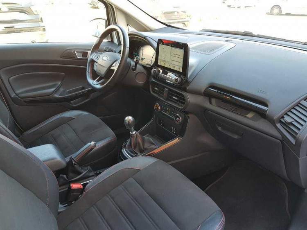 Ford Ecosport 1.5 TDCi 100 CV Start&Stop ST-Line a 16.500€ - immagine 6