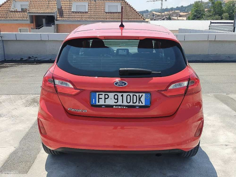 Ford Ecosport 1.0 EcoBoost 100 CV Plus a 13.900€ - immagine 7