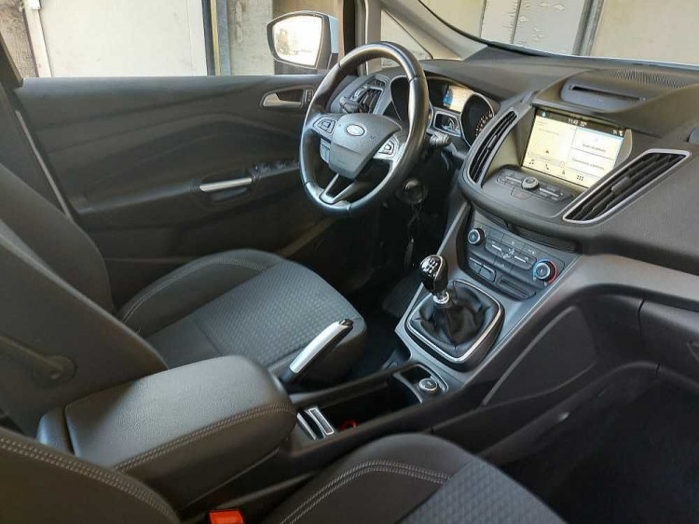 Ford C-Max 1.5 TDCi 95CV Start&Stop Plus a 14.000€ - immagine 20