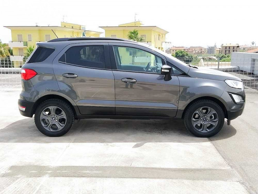 Ford Ecosport 1.5 TDCi 100 CV Start&Stop Plus a 14.800€ - immagine 12