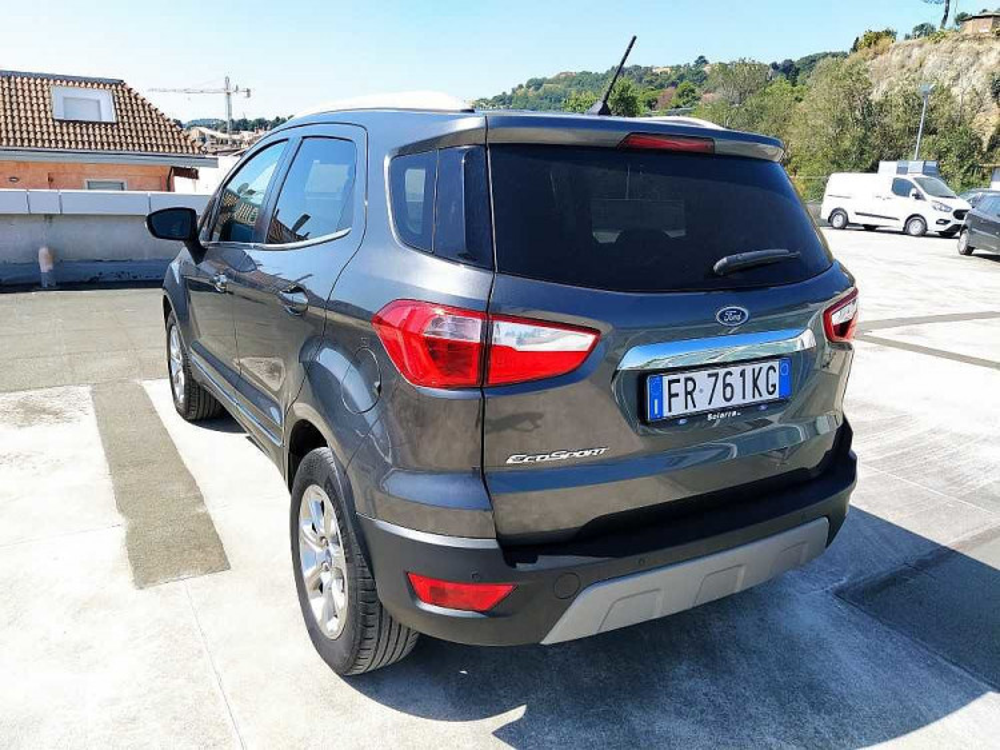 Ford Ecosport 1.5 TDCi 100 CV Start&Stop Titanium a 15.900€ - immagine 10