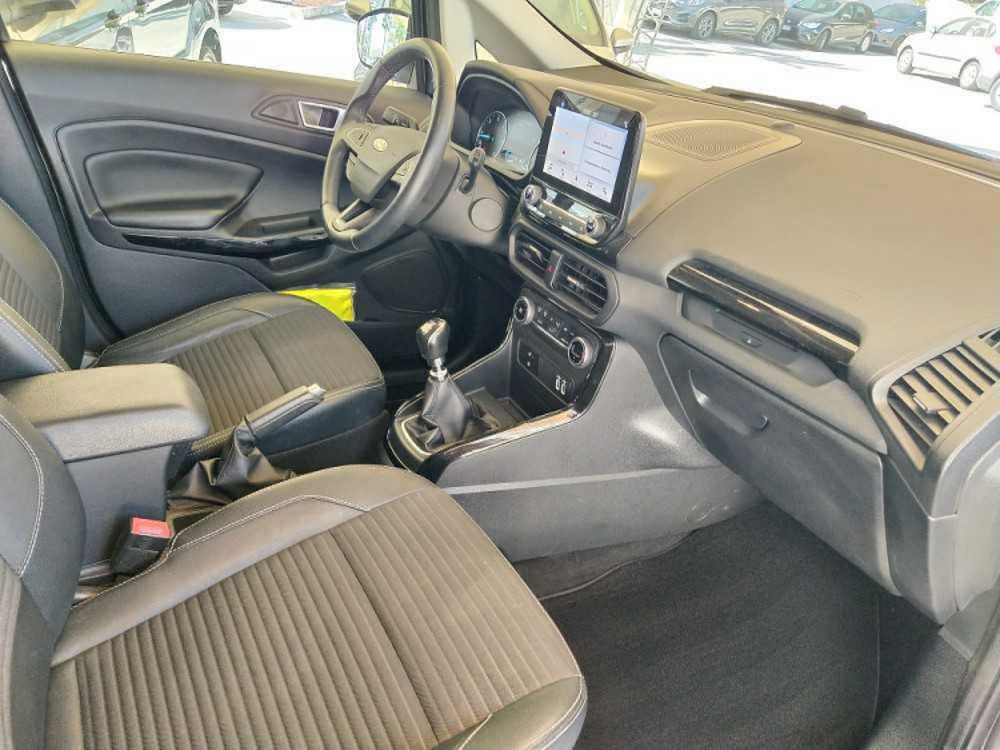 Ford Ecosport 1.5 TDCi 100 CV Start&Stop Titanium a 15.900€ - immagine 19