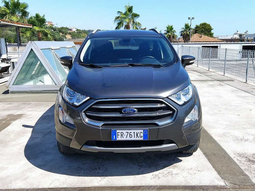 Ford Ecosport 1.5 TDCi 100 CV Start&Stop Titanium a 15.900€ - immagine 4