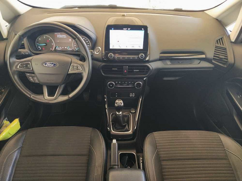 Ford Ecosport 1.5 TDCi 100 CV Start&Stop Titanium a 15.900€ - immagine 6