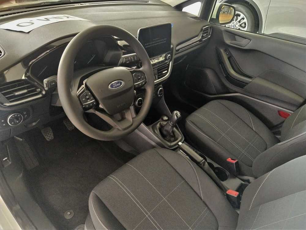 Ford Fiesta 1.1 75 CV GPL 5 porte Connect a 15.900€ - immagine 5