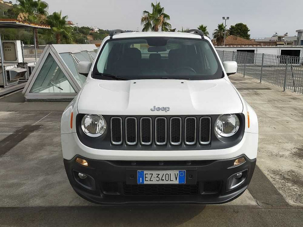 Jeep Renegade 1.6 Mjt 120 CV Longitude a 13.500€ - immagine 4