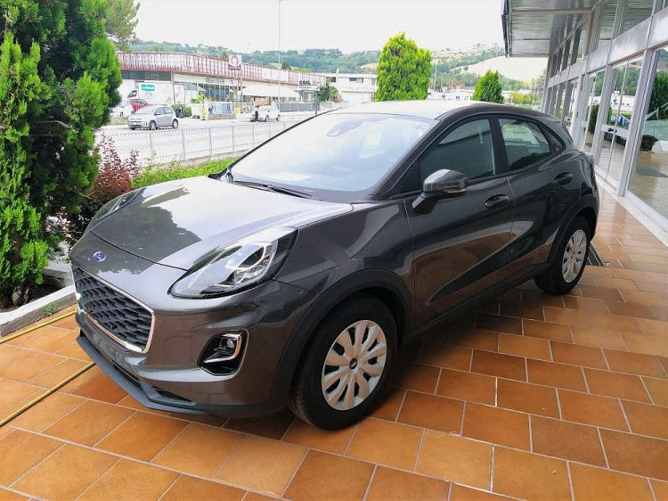 Ford Puma 1.0 EcoBoost 95 CV S&S Connect a 18.500€ - immagine 11