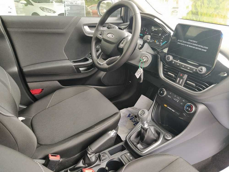 Ford Puma 1.0 EcoBoost 95 CV S&S Connect a 18.500€ - immagine 20