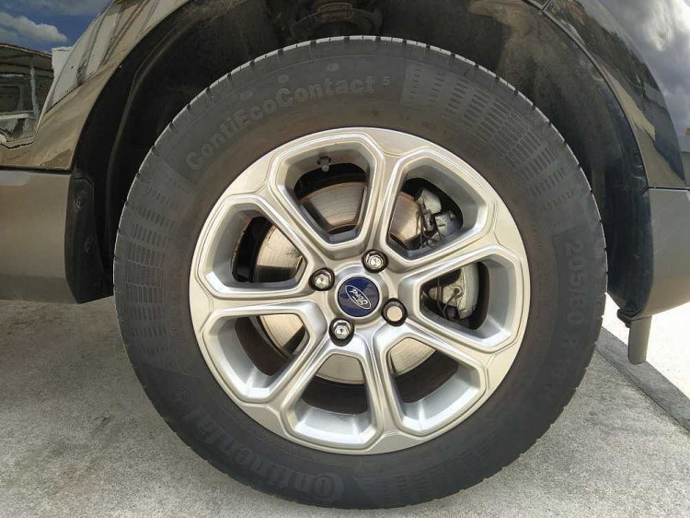 Ford Ecosport 1.5 TDCi 100 CV Start&Stop Titanium a 15.300€ - immagine 15