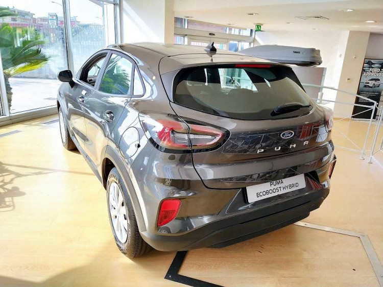 Ford Puma 1.0 EcoBoost 95 CV S&S Connect a 18.500€ - immagine 10