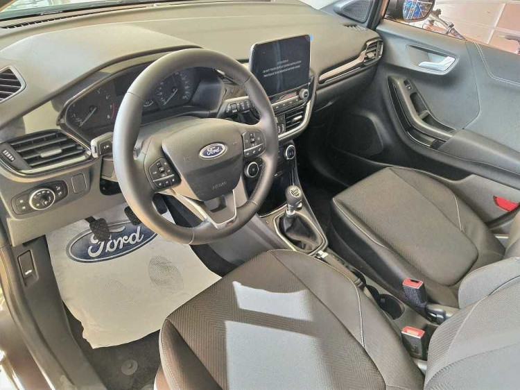 Ford Puma 1.0 EcoBoost 95 CV S&S Connect a 18.500€ - immagine 5