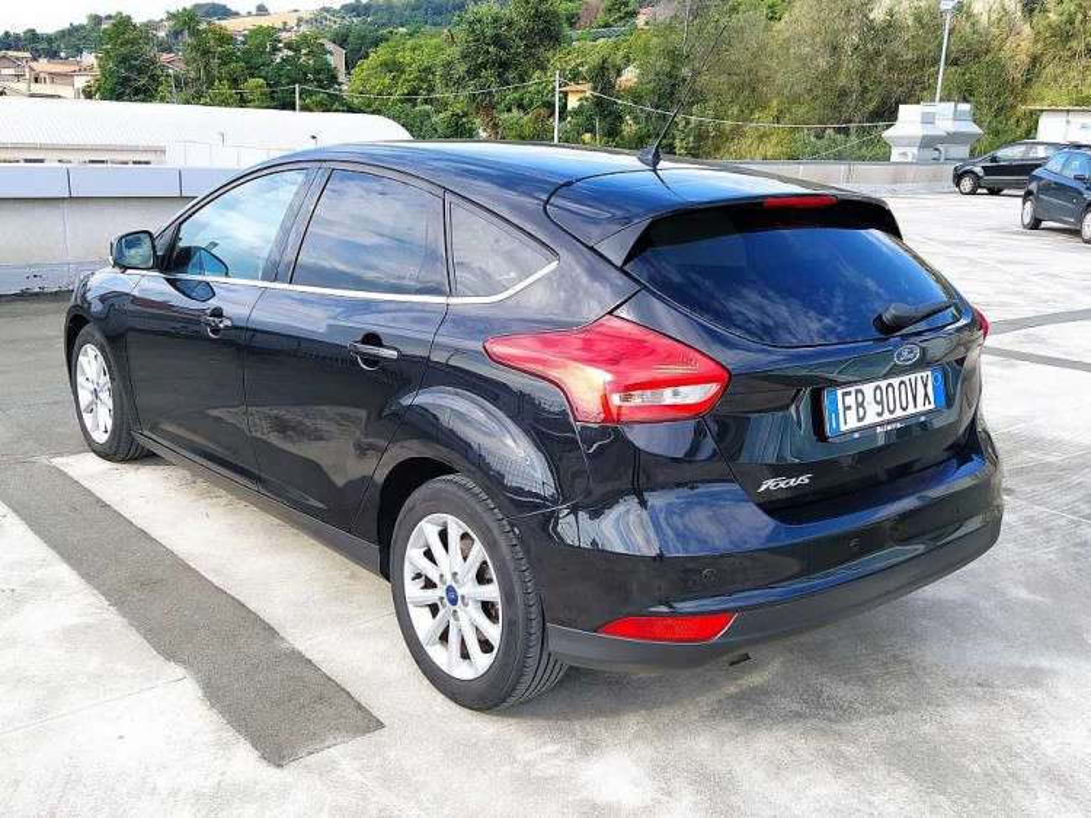 Ford Focus 1.5 TDCi 120 CV Start&Stop Titanium a 11.000€ - immagine 11